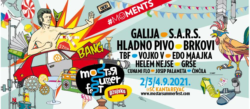 Vratio se! Mostar Summer Fest ovog rujna glazbom slavi život