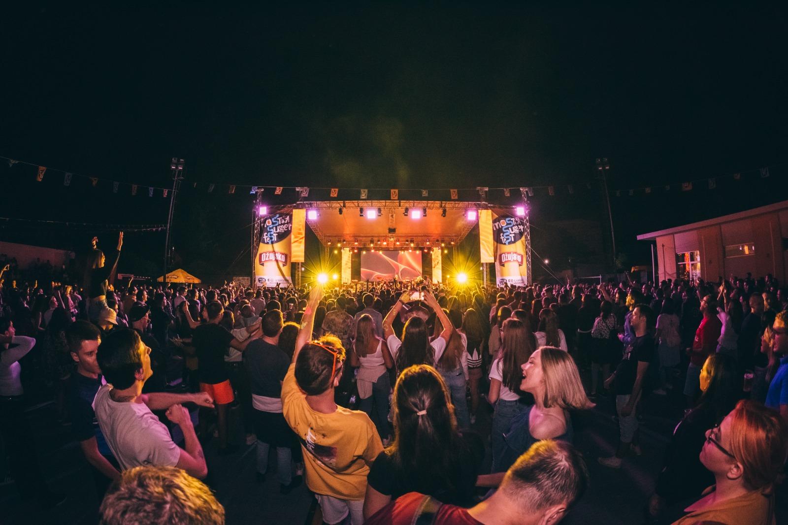 Druga je večer Mostar Summer Festa potvrdila da sloboda i ljubav stanuju tu